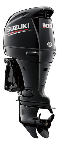Лодочные моторы Suzuki DF100A / DF115A / DF140A – Сузуки ДФ (100 / 115 / 140 л.с.)