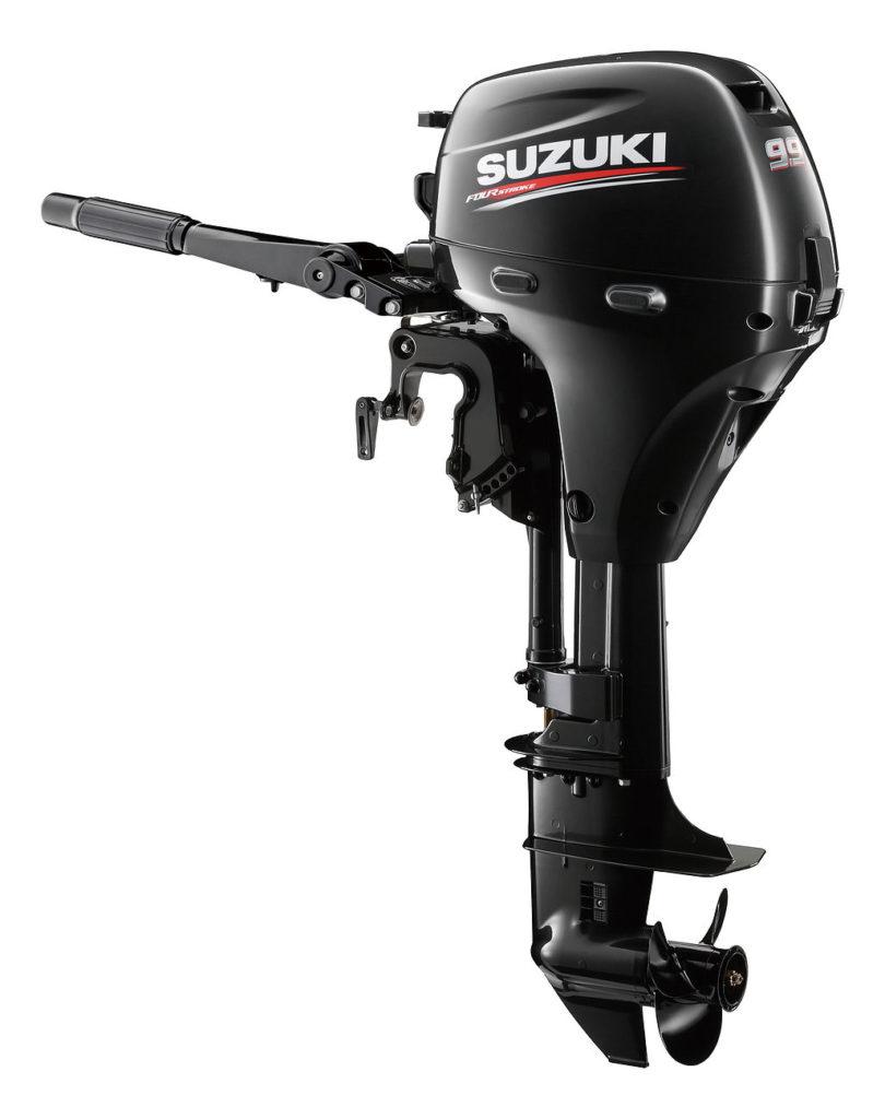 Лодочные моторы Suzuki DF8A / DF9.9A - Сузуки ДФ (8 / 9.9 л.с.)
