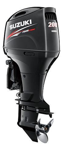 Лодочные моторы Suzuki DF150A / DF175A / DF200A – Сузуки ДФ (150 / 175 / 200 л.с.)