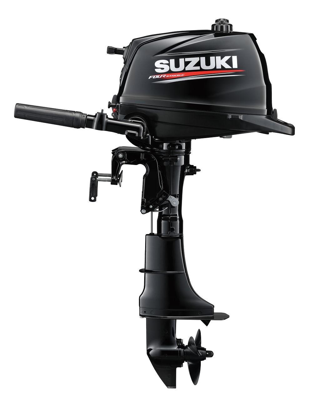 Мотор лодочный SUZUKI DF5AL / Сузуки ДФ 5 л.с.