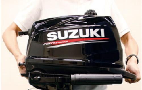 Лодочные моторы Сузуки (Suzuki) DF4A / DF5A / DF6A (4 / 5 / 6 л.с.)
