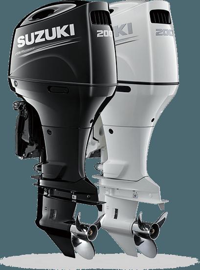 Лодочные моторы Сузуки (Suzuki) DF150AP / DF175AP / DF200AP (150 / 175 / 200 л.с.)
