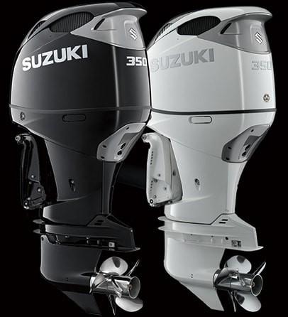 Сузуки DF325AT / DF350AT