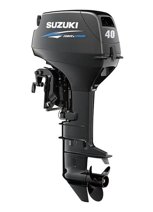 Лодочные моторы Suzuki DT40 - Сузуки 40 л.с.