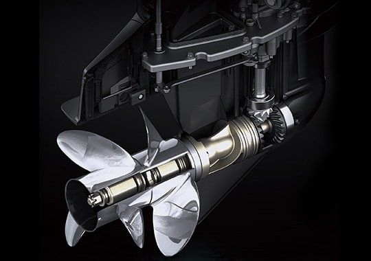 Лодочные моторы Сузуки (Suzuki) DF300BT / DF325AT / DF350AT - V6 (300 / 325 / 350 л.с.)