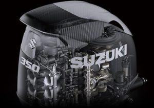 Подвесные лодочные моторы Сузуки (Suzuki)