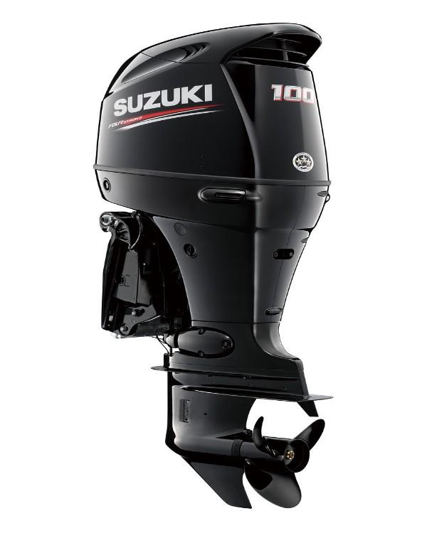 Мотор лодочный Suzuki DF100ATL / Сузуки ДФ 100 л.с. / 508 мм