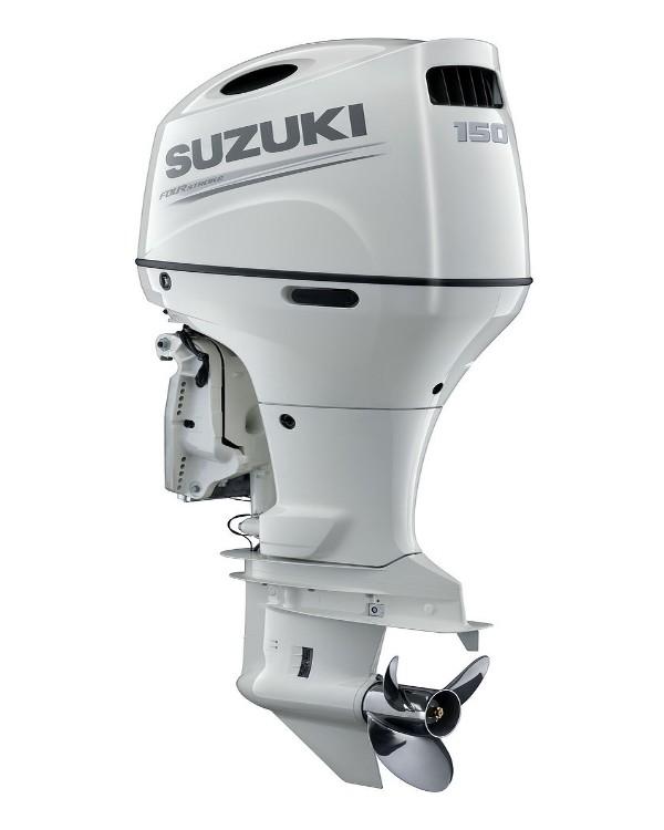 Мотор лодочный Suzuki DF150ATL / Сузуки ДФ 150 л.с. / 508 мм