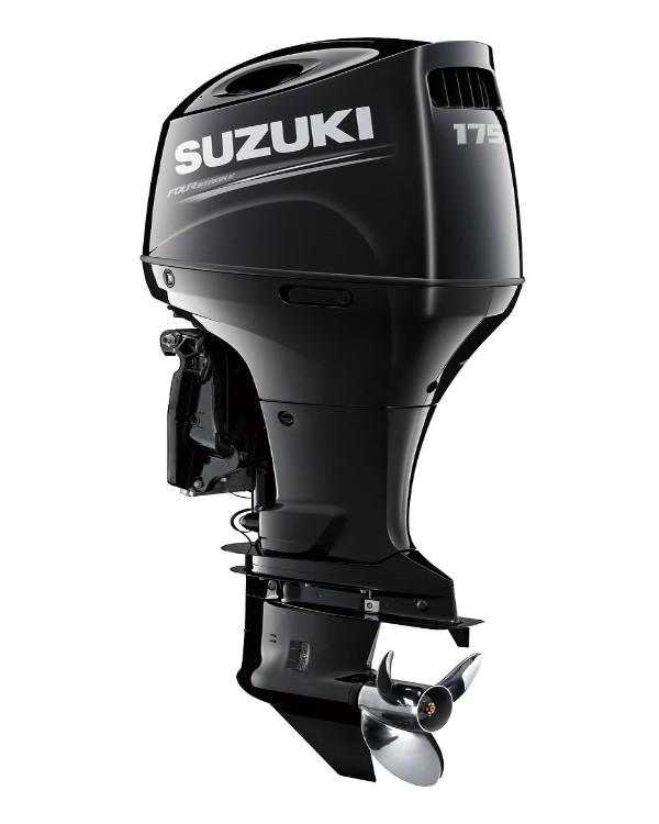 Мотор лодочный Suzuki DF175APX / Сузуки ДФ 175 л.с. – с электронным управлением – мульти вращение - 635 mm.