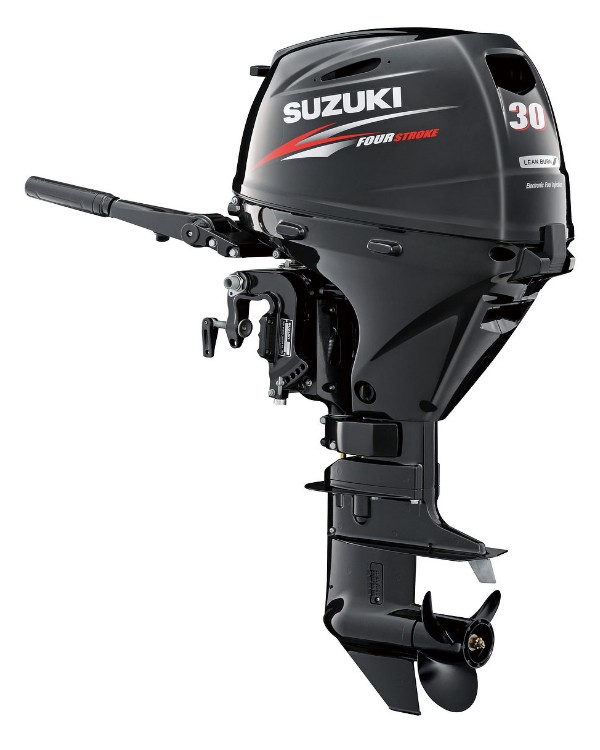 Мотор лодочный Suzuki DF30AS / Сузуки ДФ 30 л.с. / 381 мм