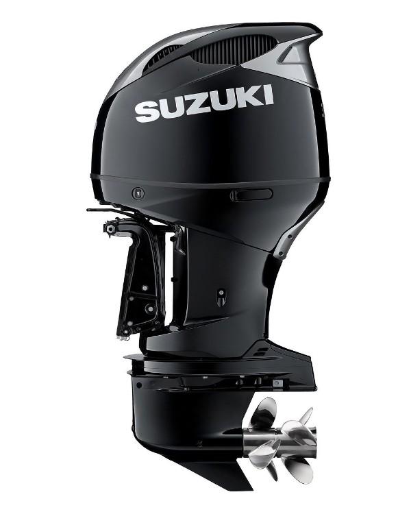 Мотор лодочный Suzuki DF325ATXX / Сузуки ДФ 325 л.с. / 762 мм – с электронным управлением – мульти вращение – V6
