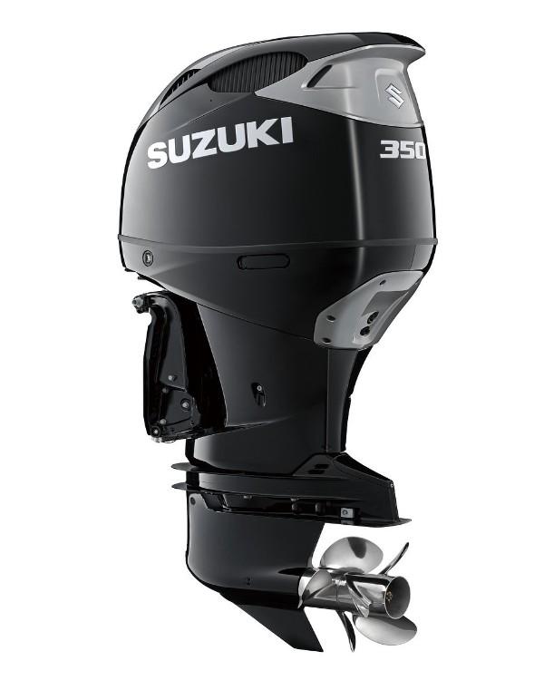 Мотор лодочный Suzuki DF350ATX / Сузуки ДФ 350 л.с. / 635 мм – с электронным управлением – мульти вращение – V6