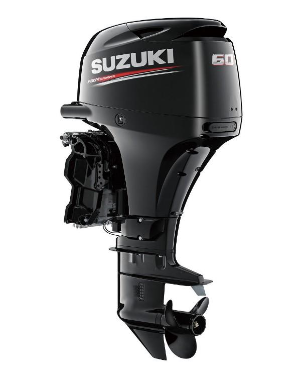 Мотор лодочный Suzuki DF60ATL / Сузуки ДФ 60 л.с. / 508 мм