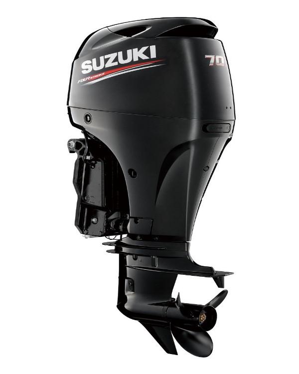 Мотор лодочный Suzuki DF70ATL / Сузуки ДФ 70 л.с. / 508 мм