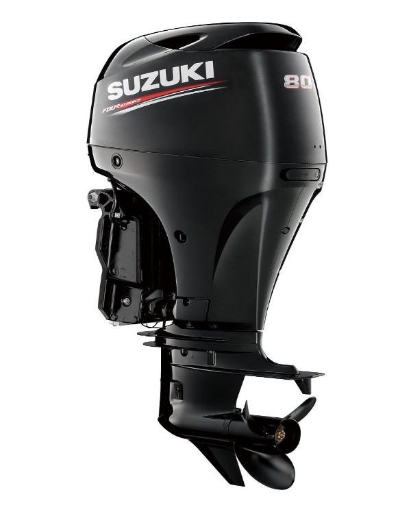Мотор лодочный Suzuki DF80ATL / Сузуки ДФ 80 л.с. / 508 мм