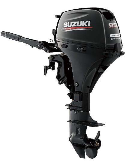 Мотор лодочный Suzuki DF9.9BL / Сузуки ДФ 9.9 л.с. / 508 мм