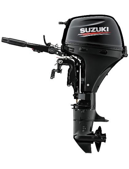 Мотор лодочный Suzuki DF20AS / Сузуки ДФ 20 л.с. / 381 мм
