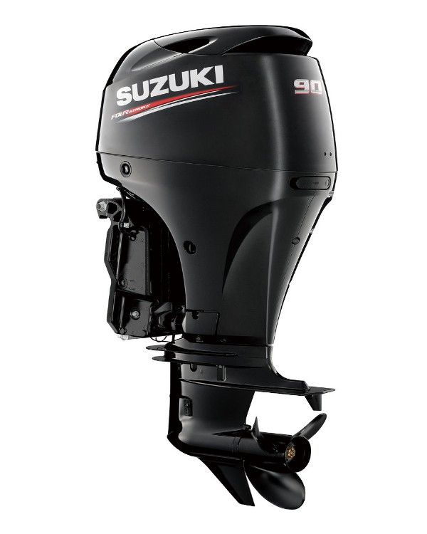 Мотор лодочный Suzuki DF90ATL / Сузуки ДФ 90 л.с. / 508 мм