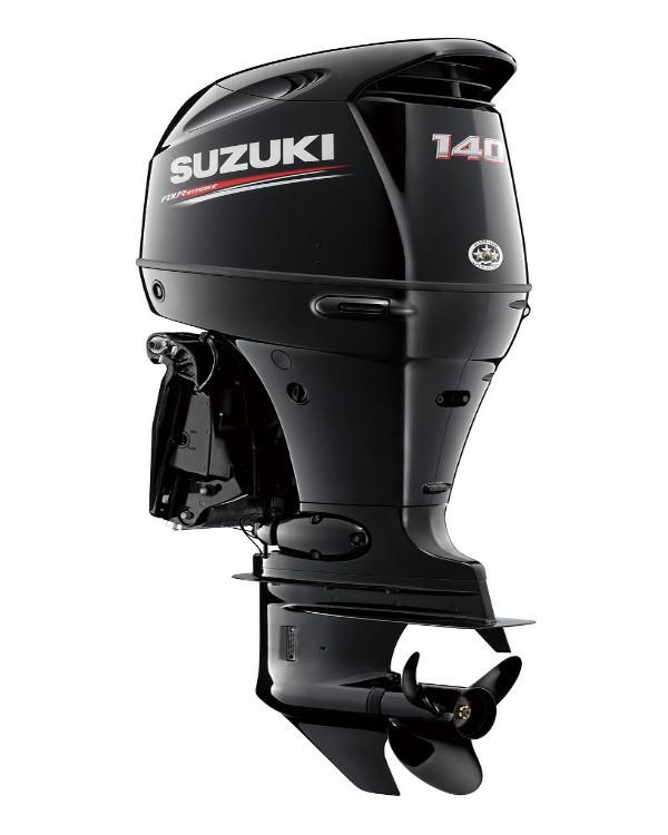 Мотор лодочный Suzuki DF140ATX / Сузуки ДФ 140 л.с. / 635 мм