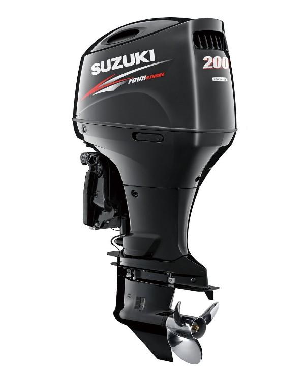 Мотор лодочный Suzuki DF200ATL / Сузуки ДФ 200 л.с. / 508 мм