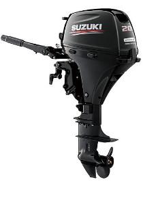 Лодочный мотор Сузуки (Suzuki) DF20AS