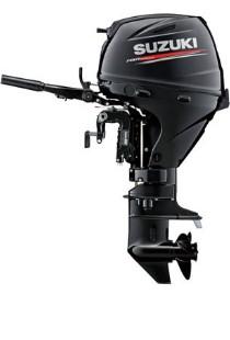 Лодочный мотор Сузуки 30 л.с. / Suzuki DF30AS