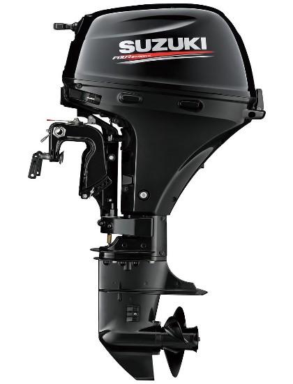 Мотор лодочный Suzuki DF20ATS / Сузуки ДФ 20 л.с. / 381 мм