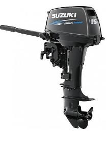 Лодочный мотор Сузуки (Suzuki) DT15AS