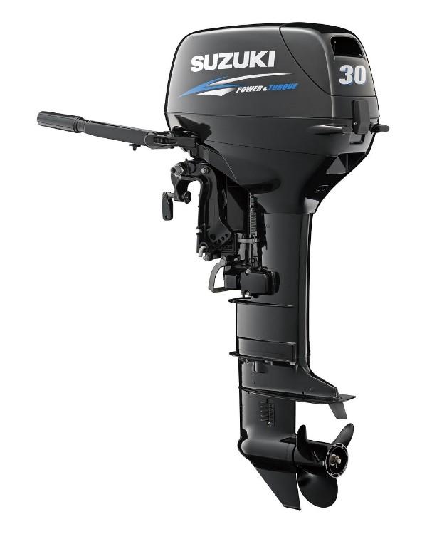 Мотор лодочный Suzuki DT30S / Сузуки ДT 30 л.с. / 381 мм)