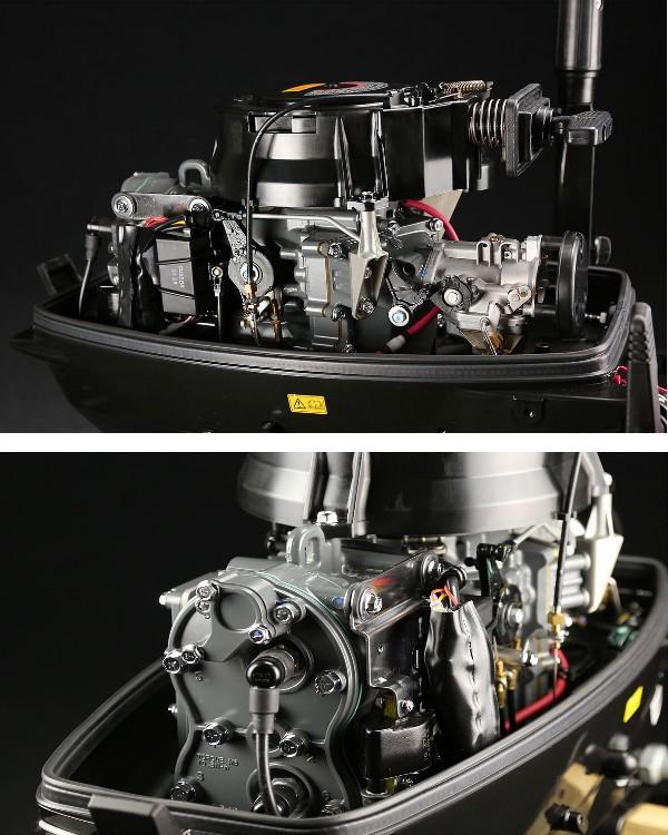 Мотор лодочный Suzuki DT30ES / Сузуки ДT 30 л.с. / 381 мм)