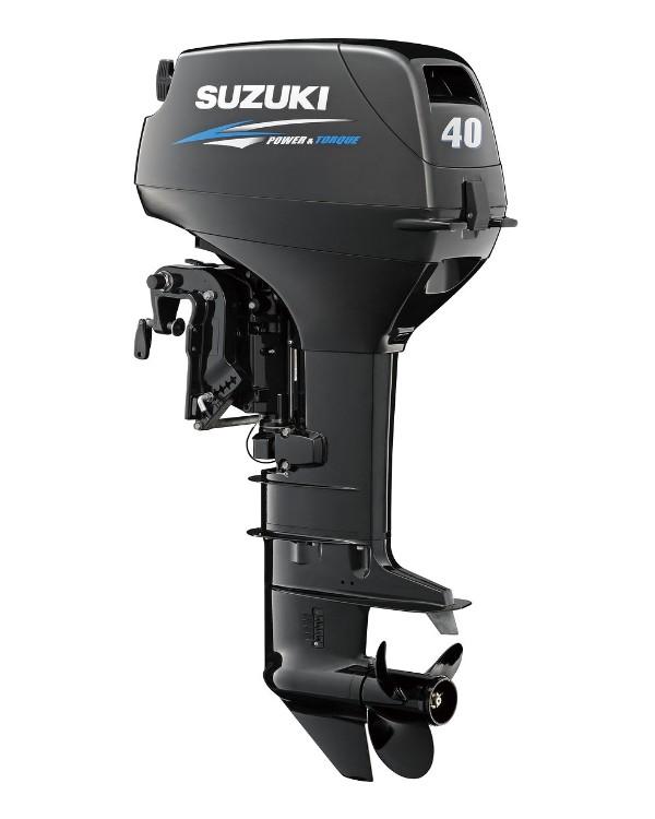 Мотор лодочный Suzuki DT40wRL / Сузуки ДT 40 л.с. / 508 мм)