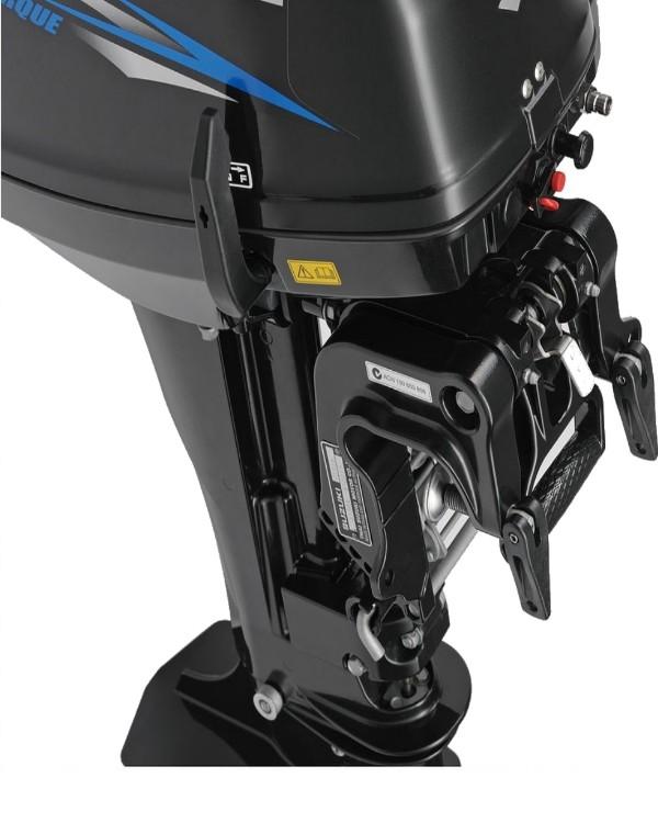 Мотор лодочный Suzuki DT9.9AS / Сузуки ДT 9.9 л.с. / 381 мм